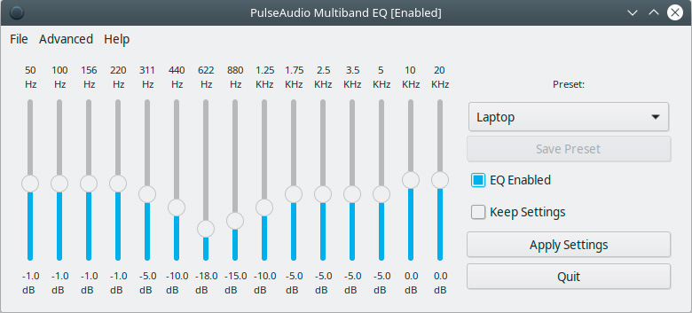 Частотная фильтрация -типы эквалайзеров - new style sound