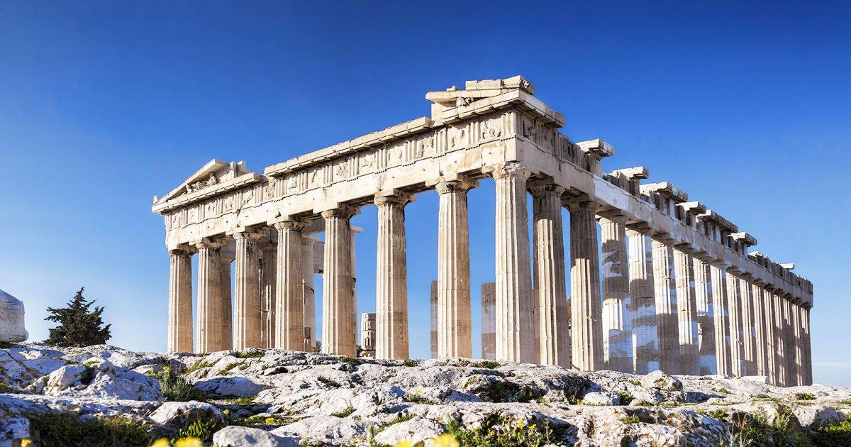 Парфенон: полное описание храма, информация для туристов