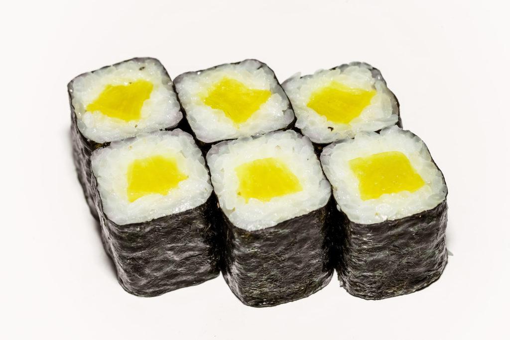 Такуан - что это? маринованный такуан - азиатская закуска