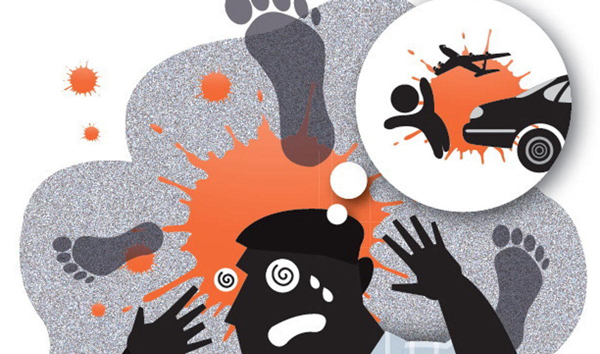 Посттравматическое стрессовое расстройство или посттравматический стрессовый синдром