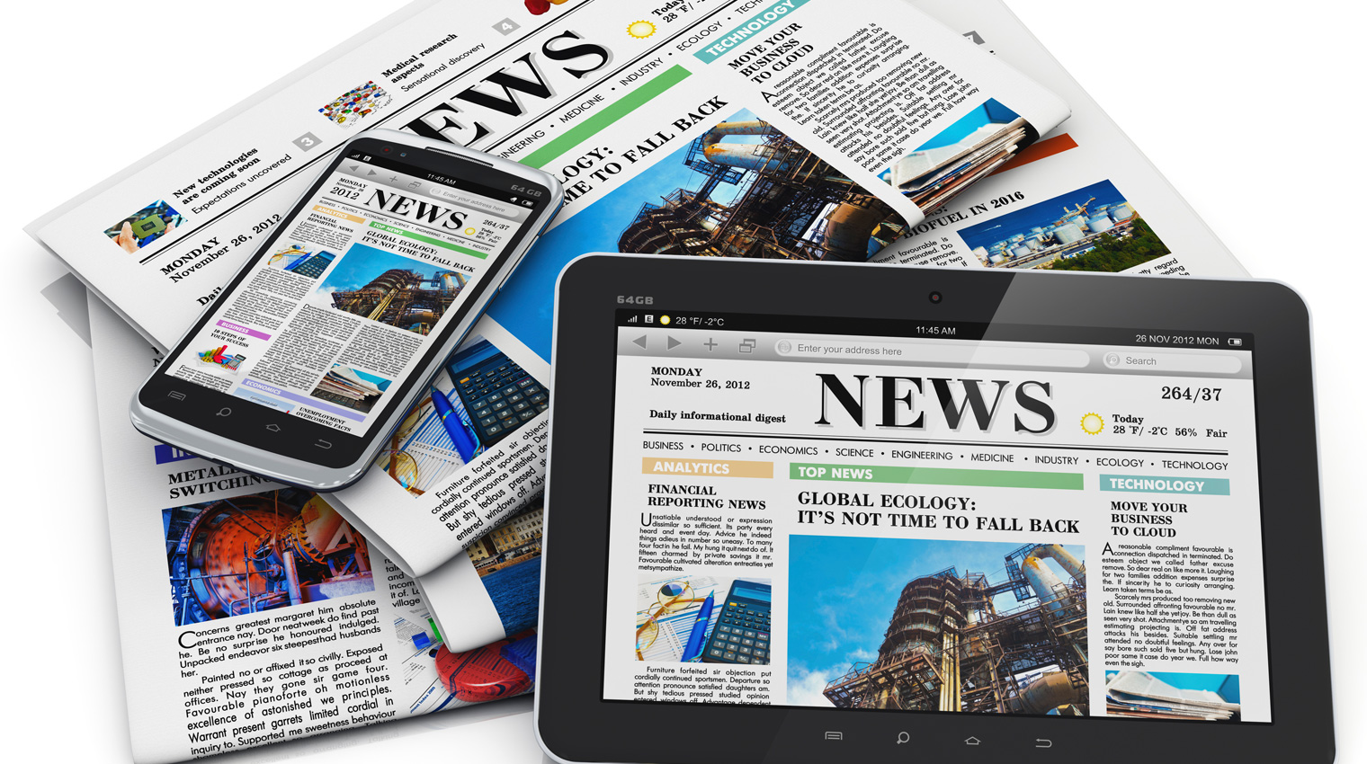 Медиа — что это такое... понятие, определение и значение