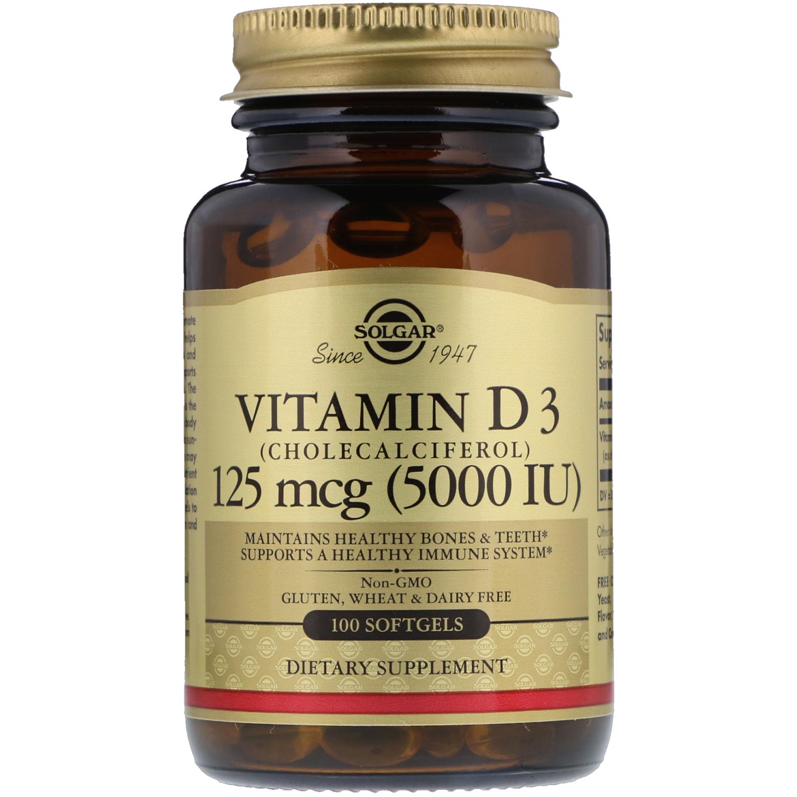 Витамин д3 для чего нужен, в чём содержится, как принимать