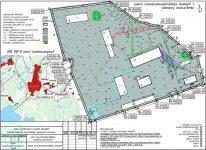 План земельного участка при помощи спутника и sas planet