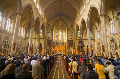 Католицизм в современном мире - интересные факты