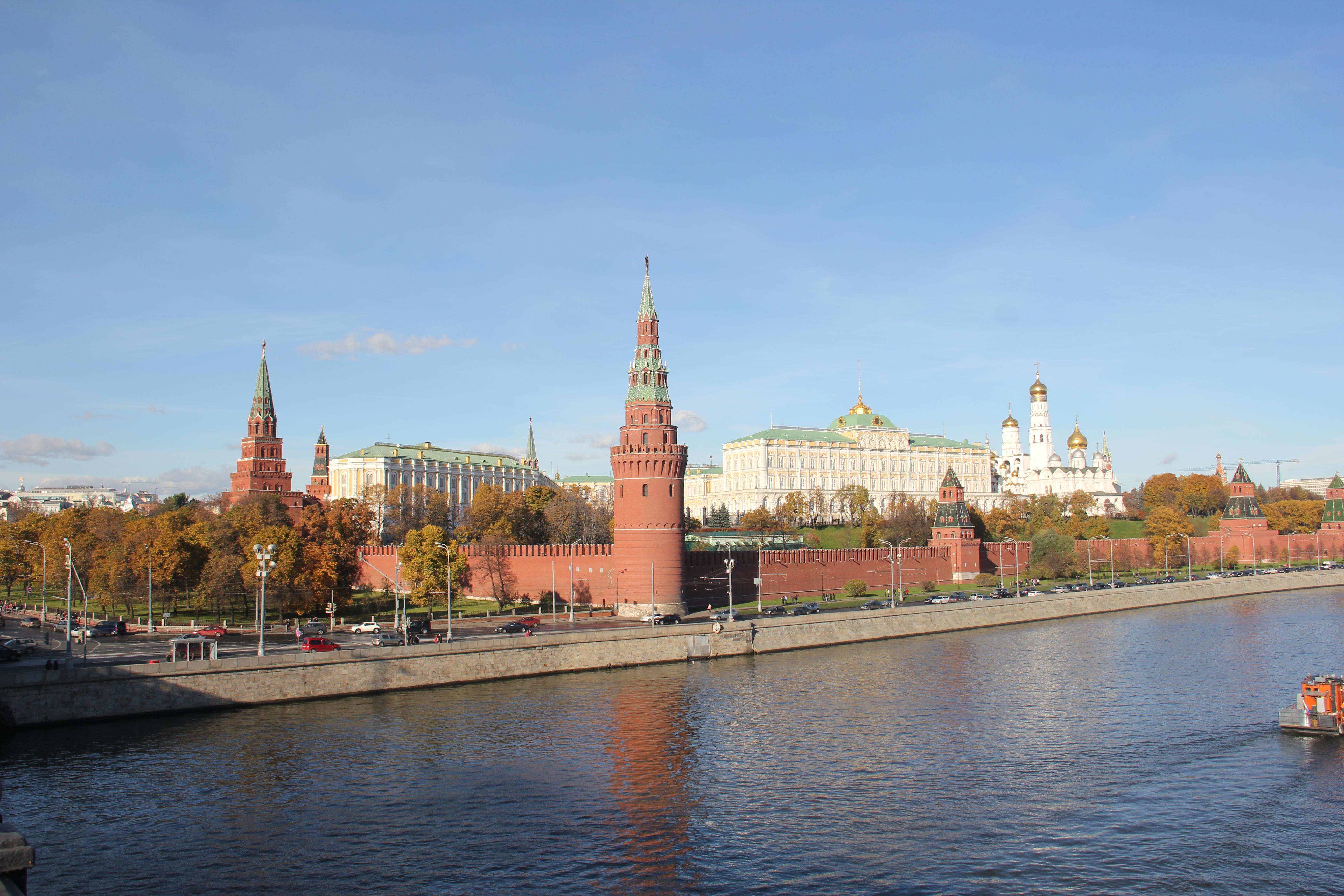 Московский кремль: история, описание, фото
