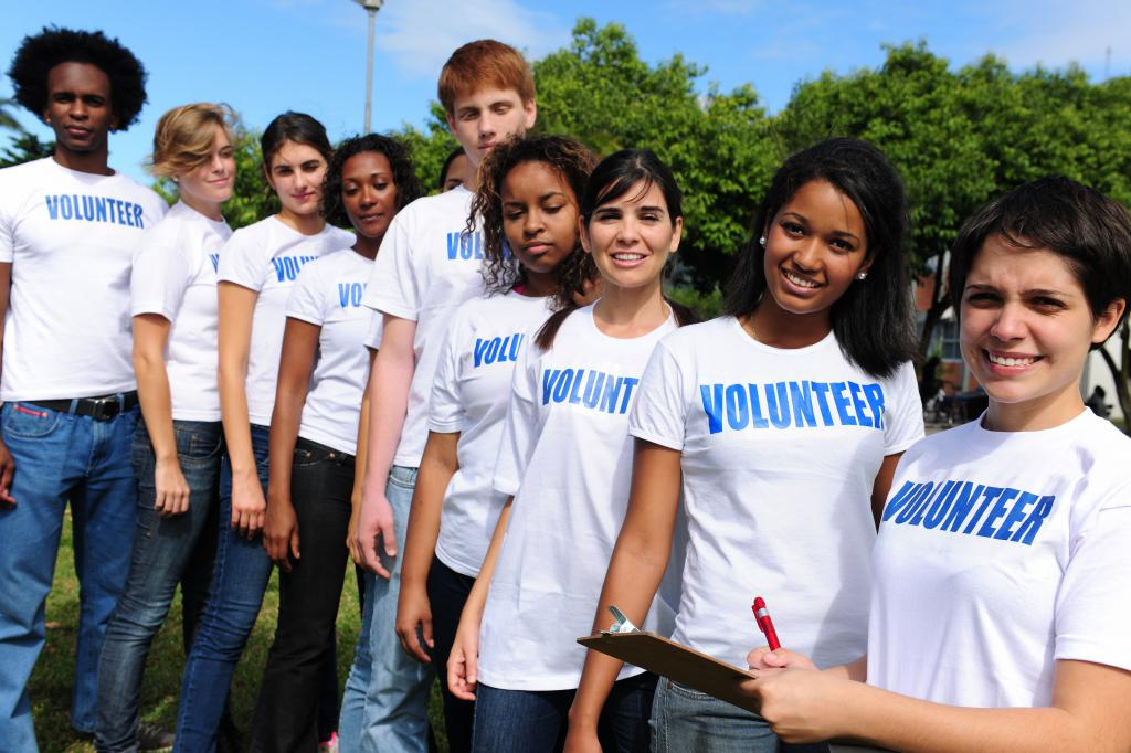 Что делает в благотворительности волонтер? и как им стать