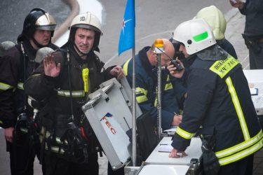 Обязанности начальника тыла на пожаре