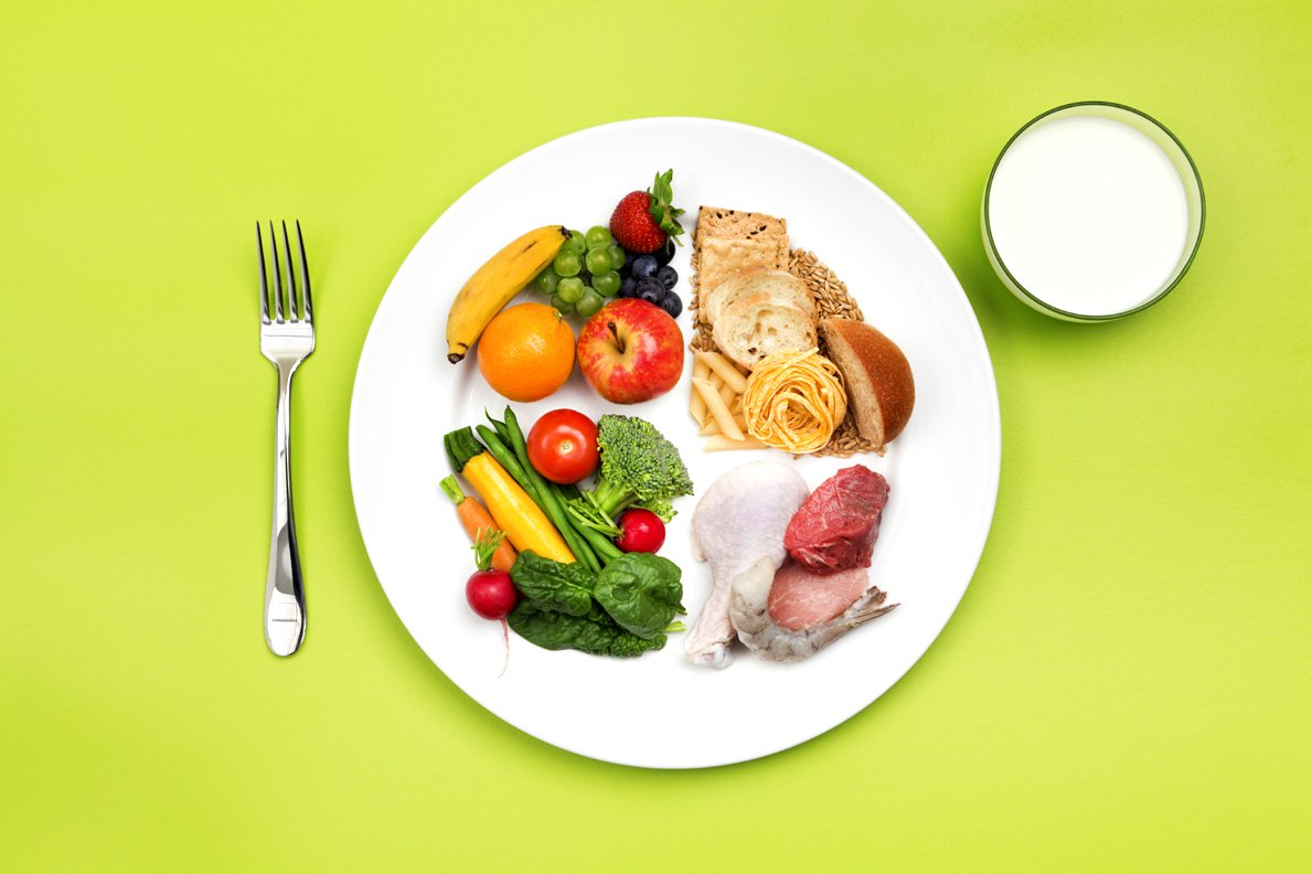 Правильное питание - топ-7 золотых принципов для здоровья