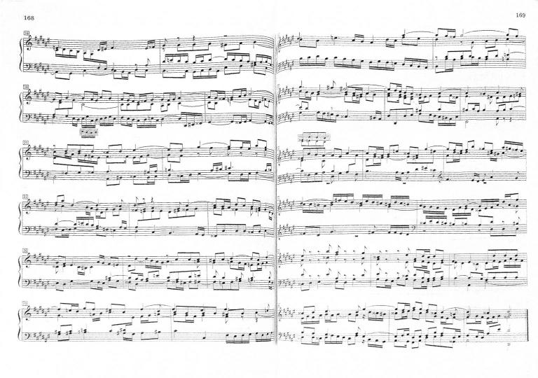 Хорошо темперированный клавир