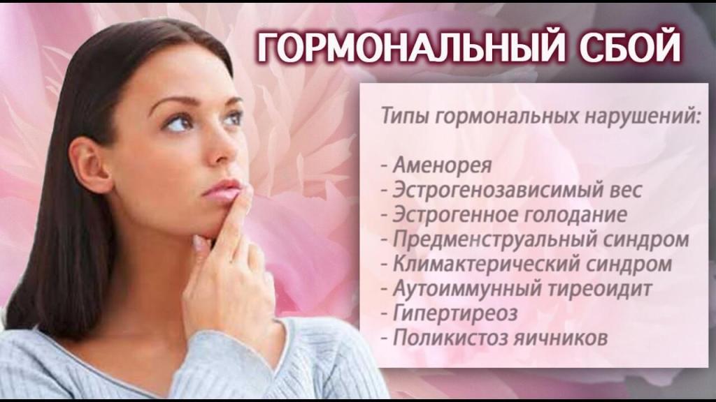 Женские половые гормоны - список женских гормонов и их норма