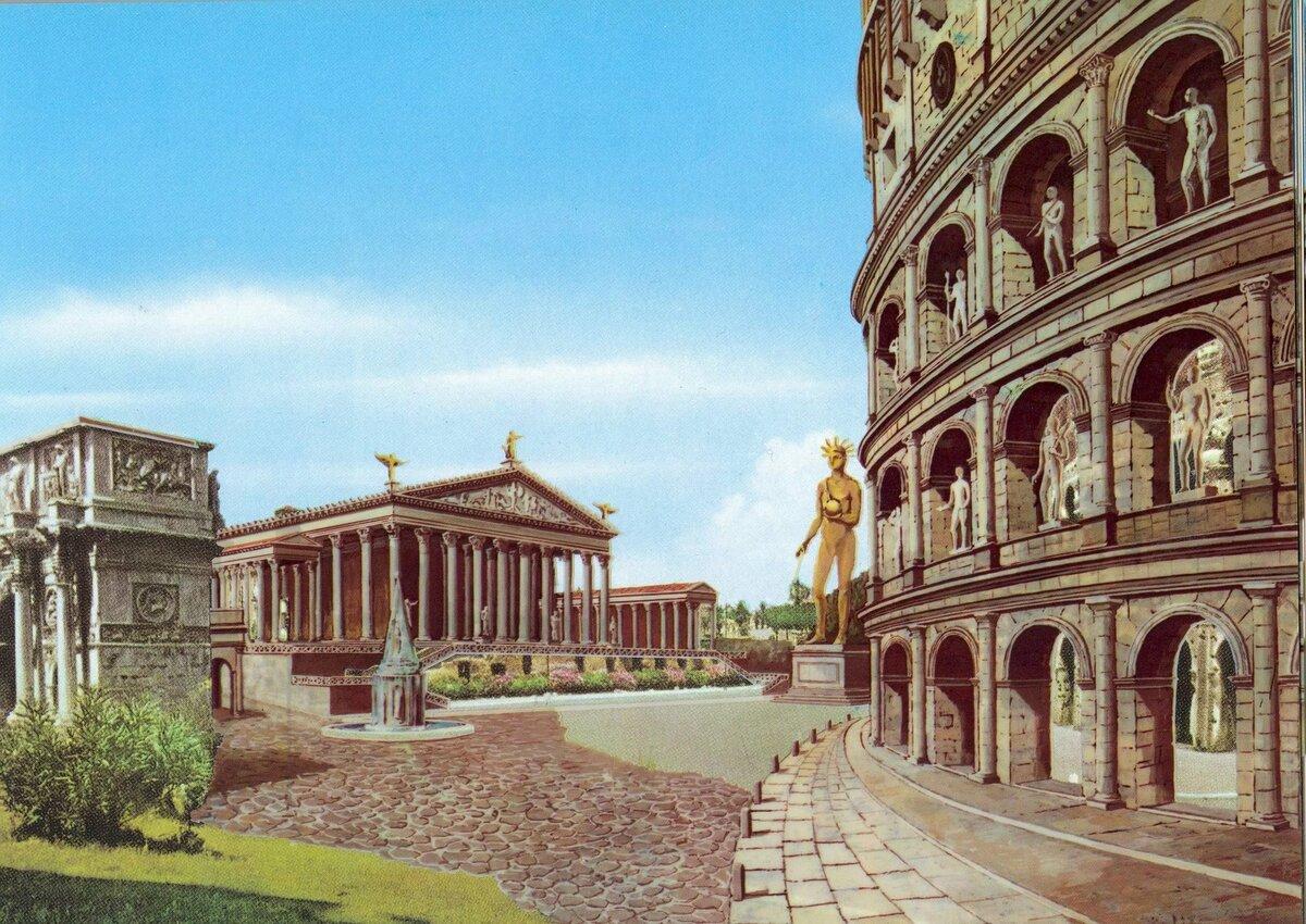 Где находится римский колизей: как добраться, интересные факты