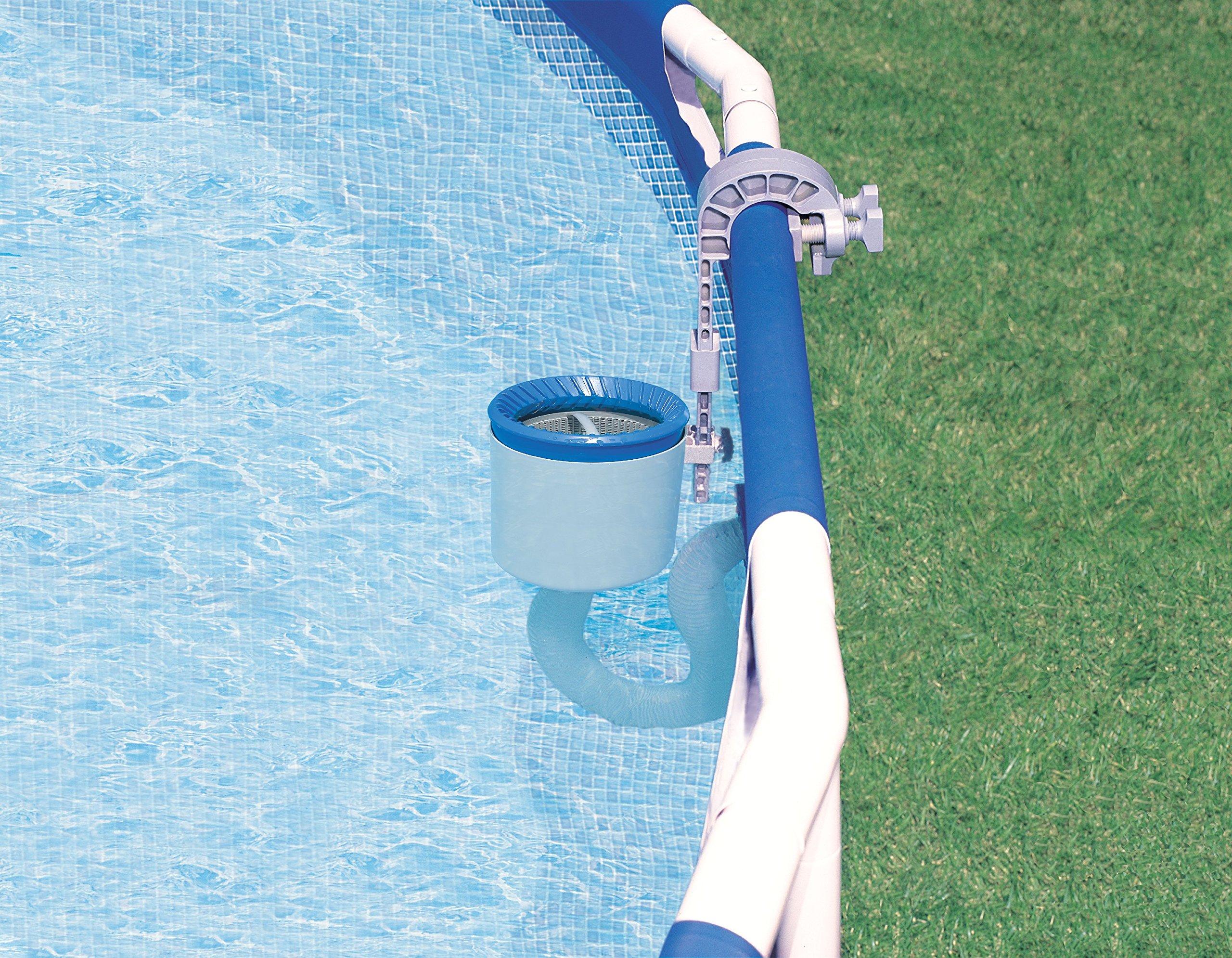 Зачем нужен скиммер для бассейна и какой лучше выбрать?