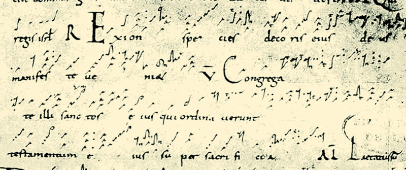 Что такое григорианский хорал? история григорианского песнопения :: syl.ru
