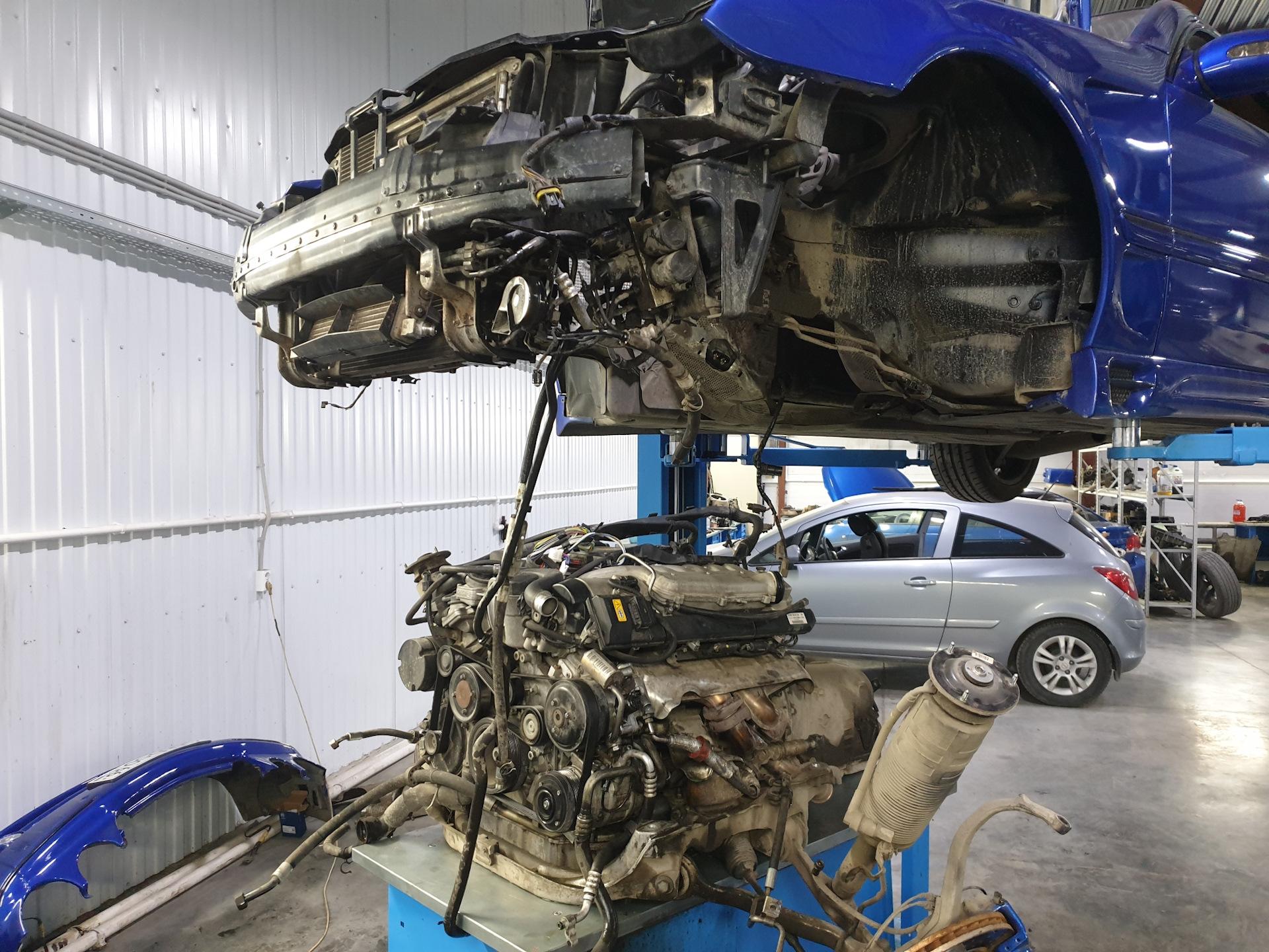 Свап двигателя — что это такое и как правильно узаконить
