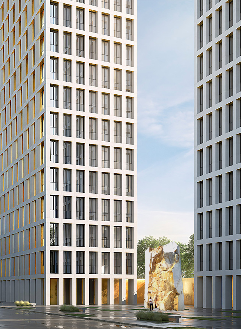 Технология возведения многоэтажного жилья в частном домостроении - или особенности строительства монолитных домов