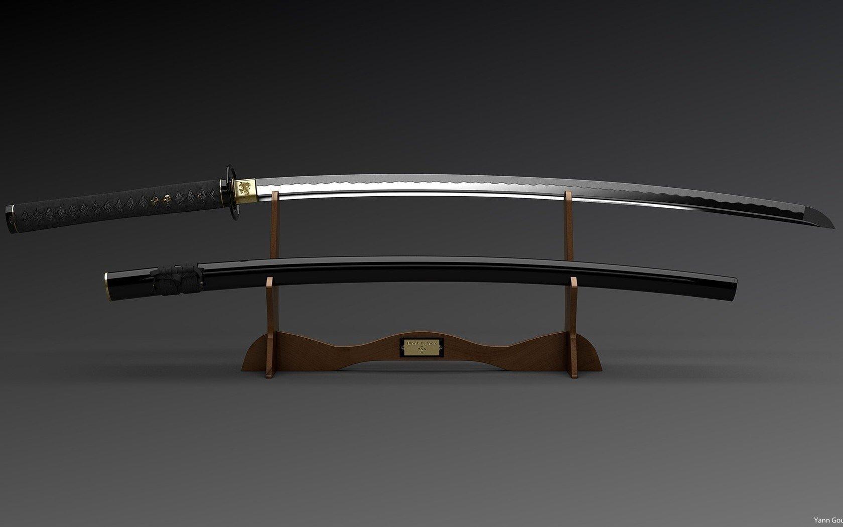 Катана меч японский: изготовление уход и виды