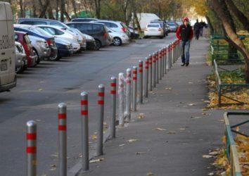 Что такое тротуар? парковка и стоянка на тротуаре. езда по тротуару