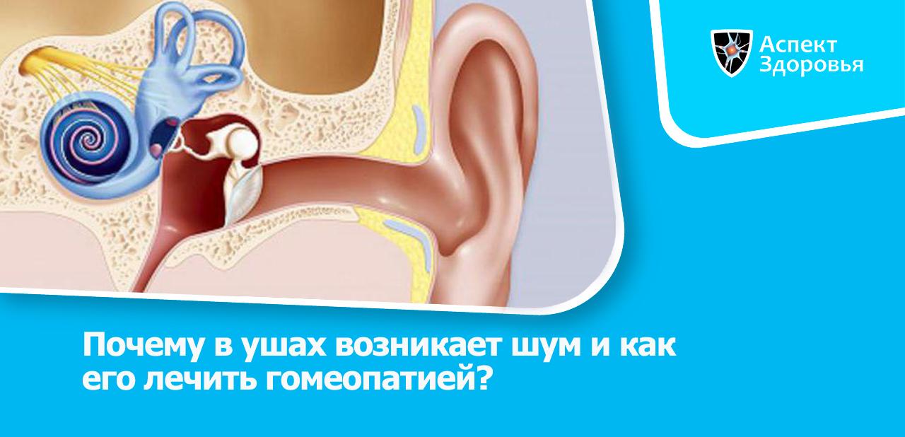 Тиннитус (шум в ушах)