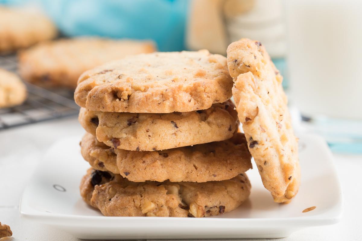 """Хрустящее печенье """"слайсы"""" – кулинарный рецепт"""