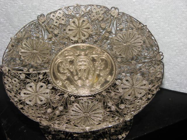 Что такое скань и филигрань, история данных техник, история этой техники в древней руси