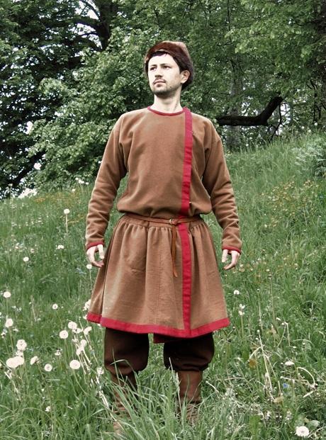 Что такое кафтан или несколько слов про моду древней руси