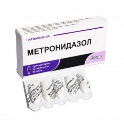 Метронидазол — википедия. что такое метронидазол