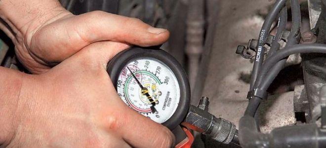 Компрессия двигателя: что это такое и как ее проверить