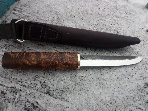 Финский нож, история создания и разновидности, особенности конструкции