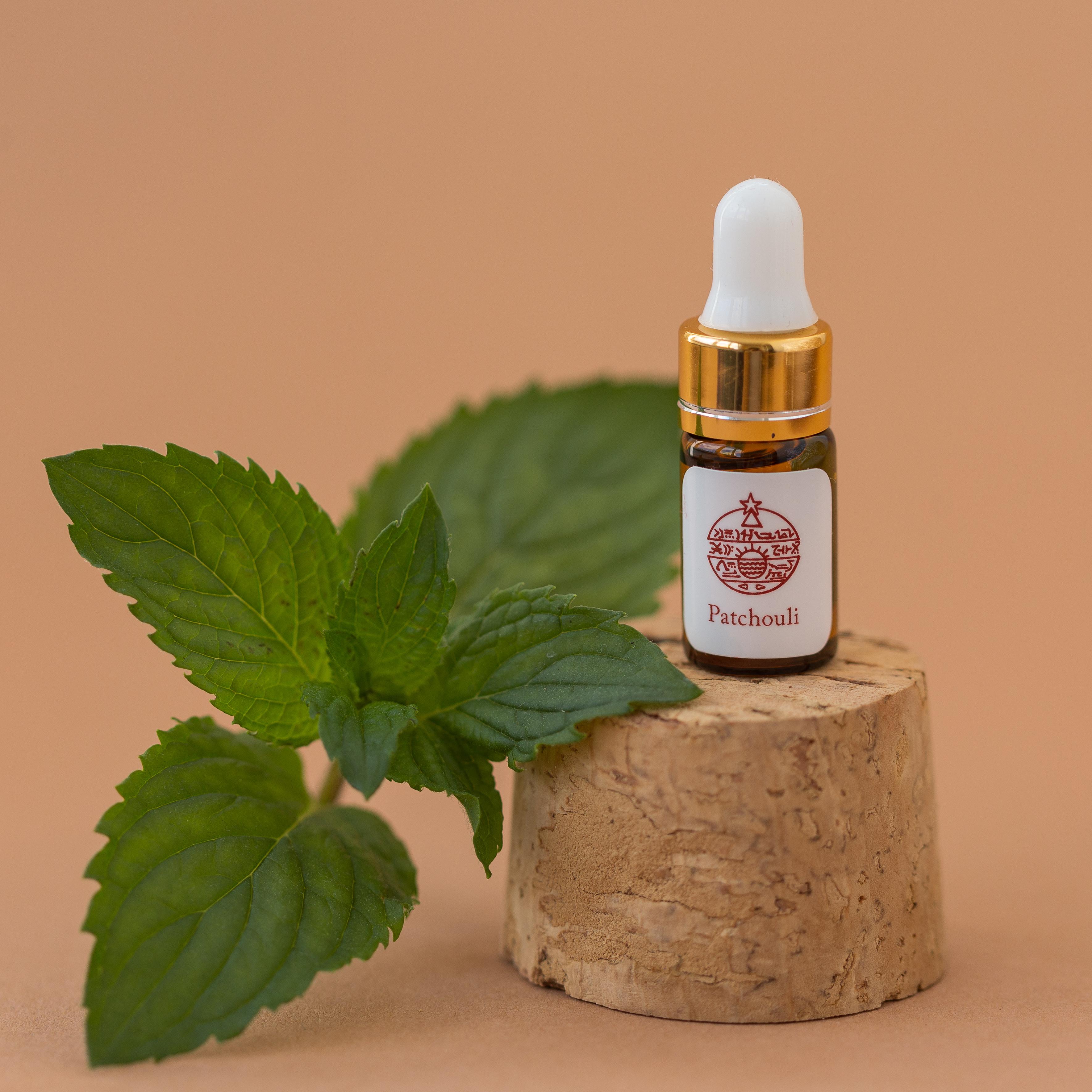 Эфирное масло пачули как сильнейший афродизиак и косметическое средство