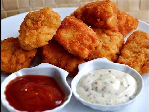 Куриные наггетсы из куриной грудки: 7 рецептов в домашних условиях