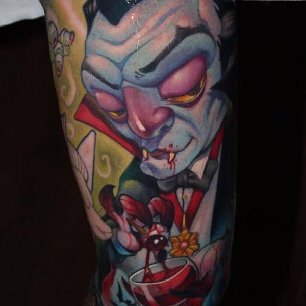 Татуировки в стиле олд скул: обзор и история
