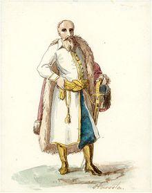 Тиун - это слуга князя или боярина