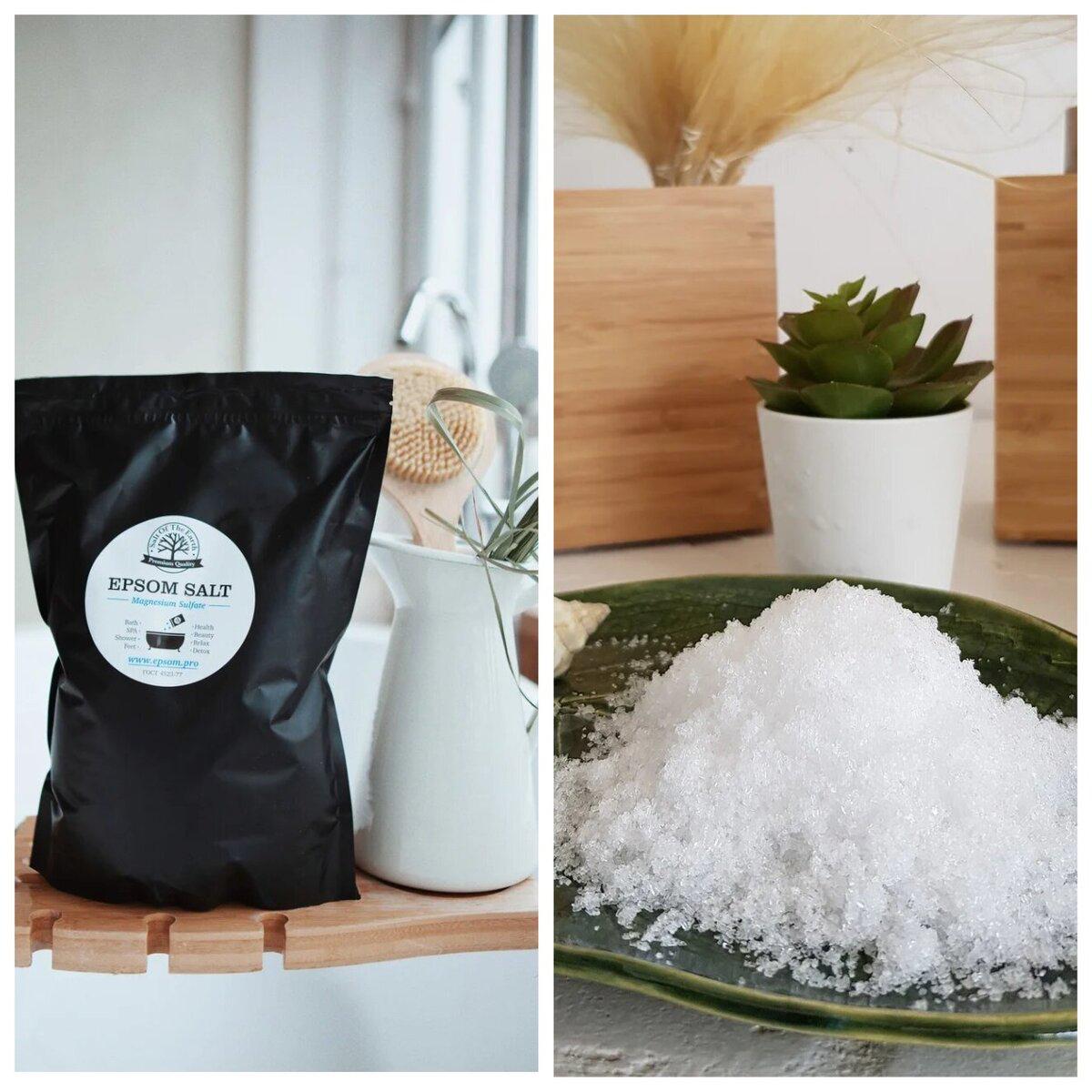 Что такое английская соль и как с ее помощью можно очистить кишечник?