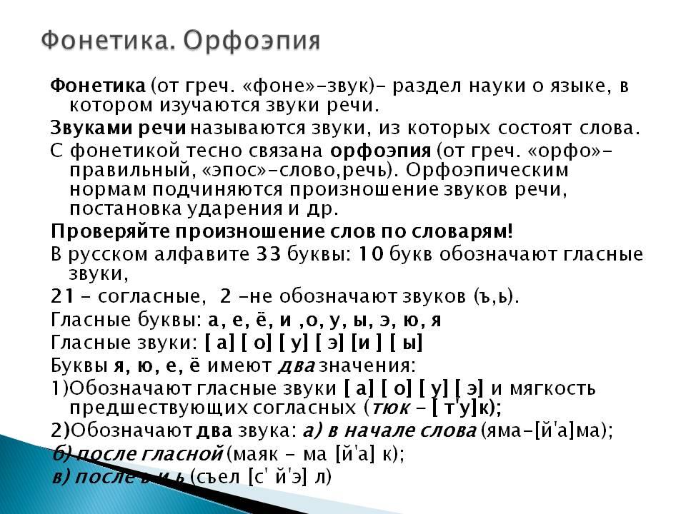 Современная русская графика. принципы русской графики. соотношение букв и звуков