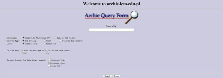 Поисковая система — википедия