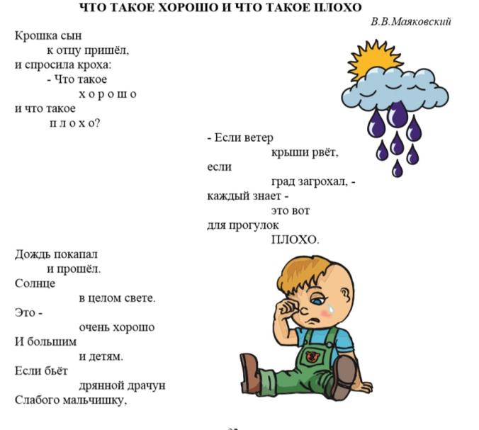 Владимир маяковский - кем быть: стих о профессиях, читать стихотворение на рустих