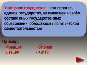 Унитарное государство — что это такое, его признаки и примеры | ktonanovenkogo.ru
