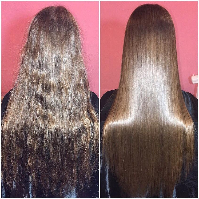 Кератиновое выпрямление волос— всё, что вы хотели знать о популярной салонной процедуре