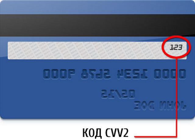 Что такое код cvv? на сколько безопасно его вводить в интернете?