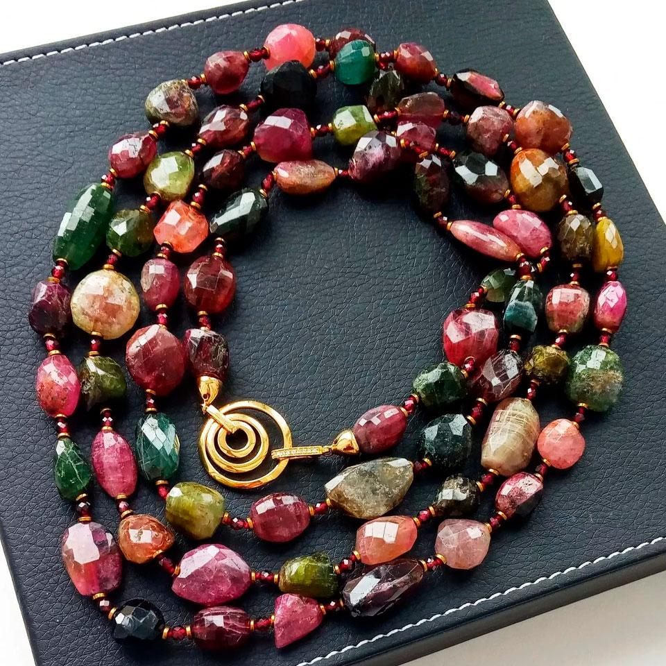 Цвета и разновидности турмалина, совместимость камня со знаками зодиака