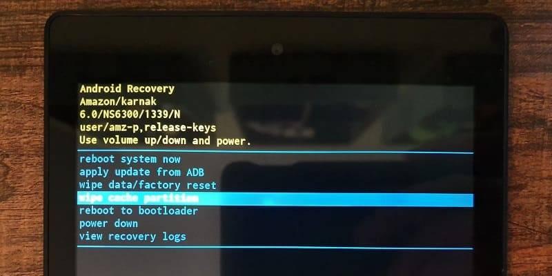 Как сделать хард ресет (hard reset)
