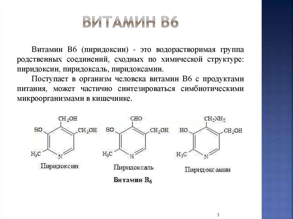Пиридоксин - для чего нужен и инструкция по применению