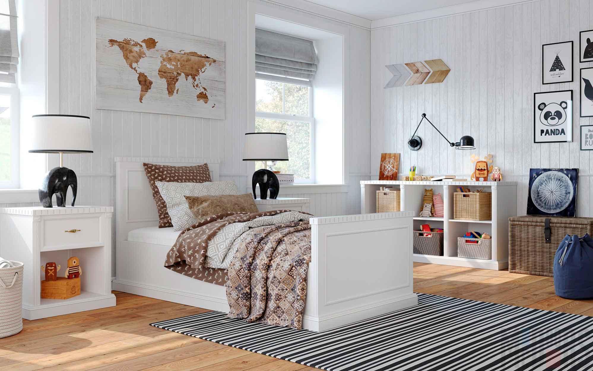 Как выбрать  двуспальную кровать правильно: размеры, материалы, механизмы