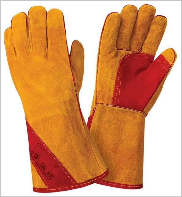 Сварочные краги (54 фото): пятипалые перчатки и рукавицы для сварки, зимние и летние, красные и другие краги для сварочных работ