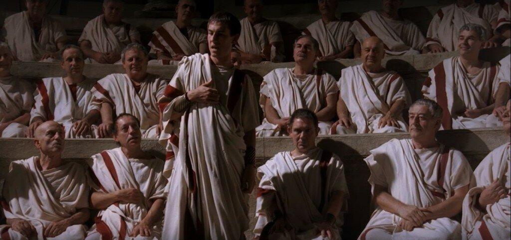 Сенат (древний рим) википедия