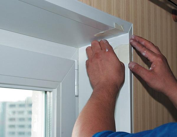Как сделать внутреннюю отделку откосов на окнах: материал, инструкция по монтажу, фото и видео