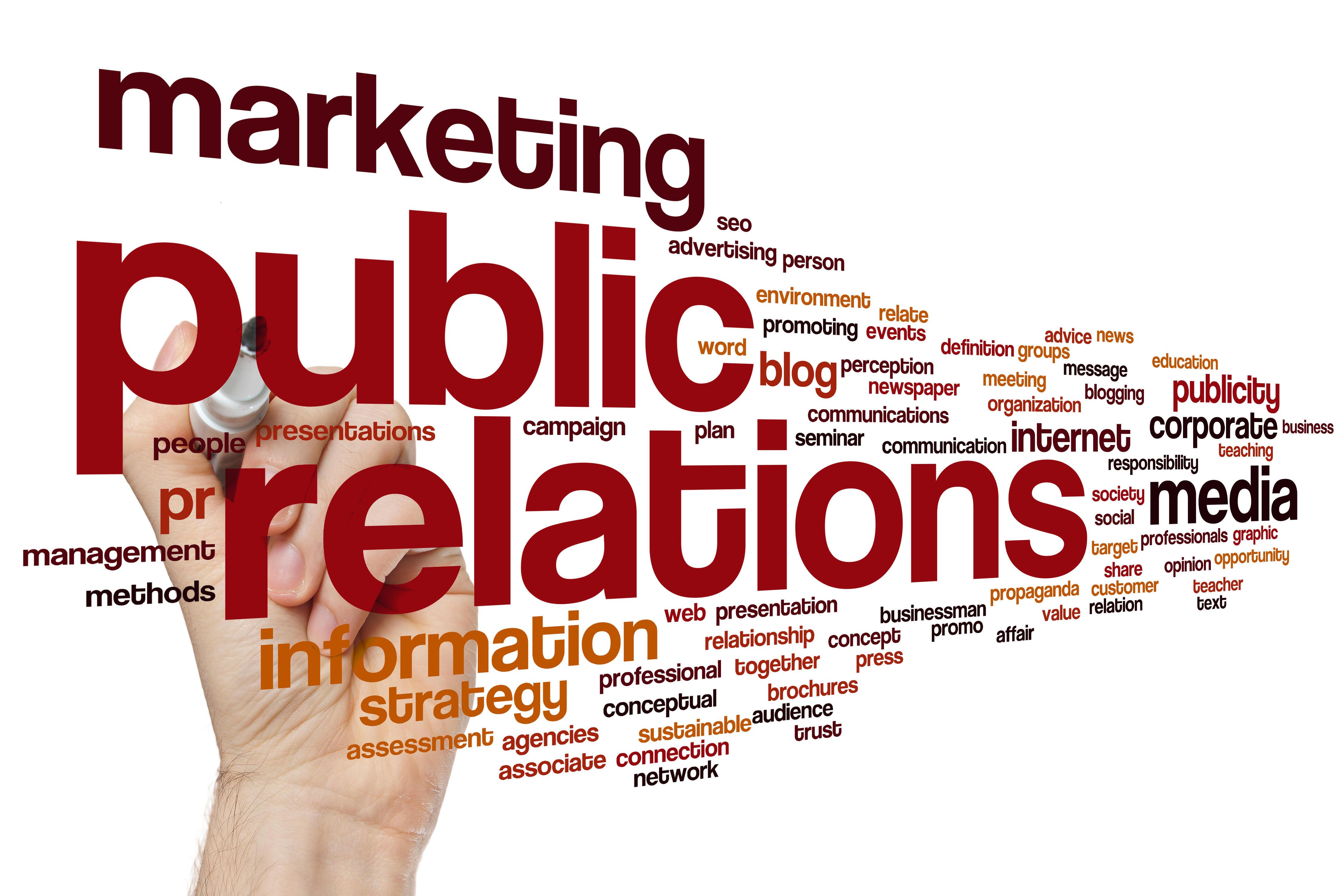 Связи с общественностью — википедия. что такое связи с общественностью