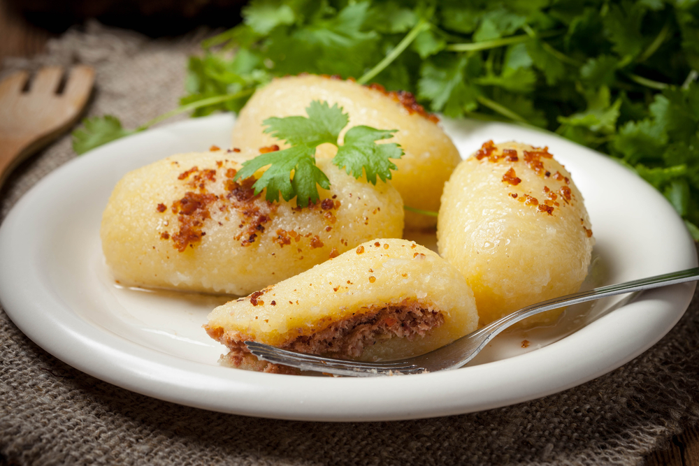 Кнедлики — рецепты чешской кухни с фото и видео