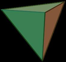Усечённый тетраэдр
