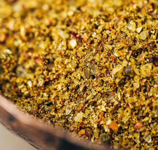 Сванская соль – специя из высокогорной грузии